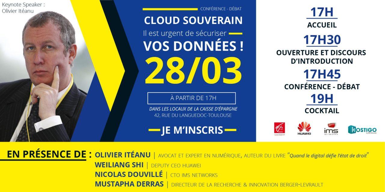conférence débat Cloud