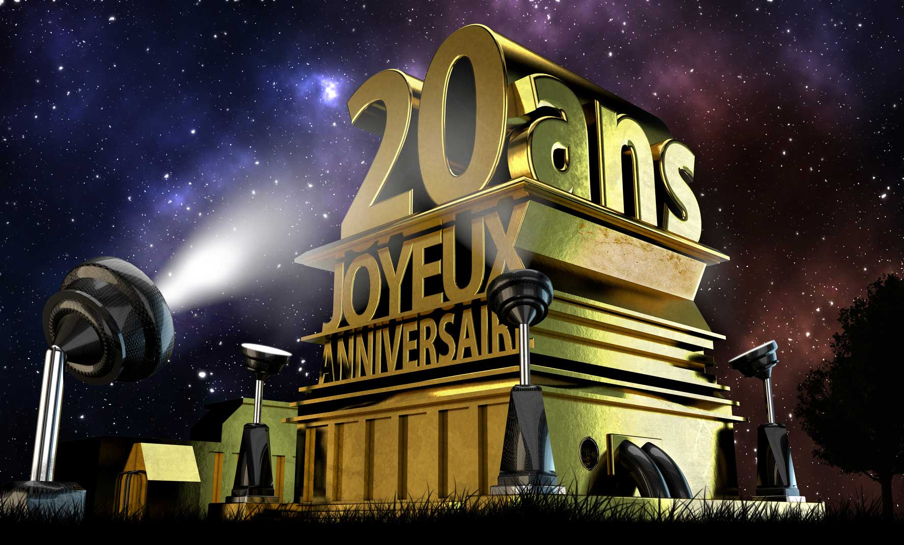 IMS Networks 20 ANS
