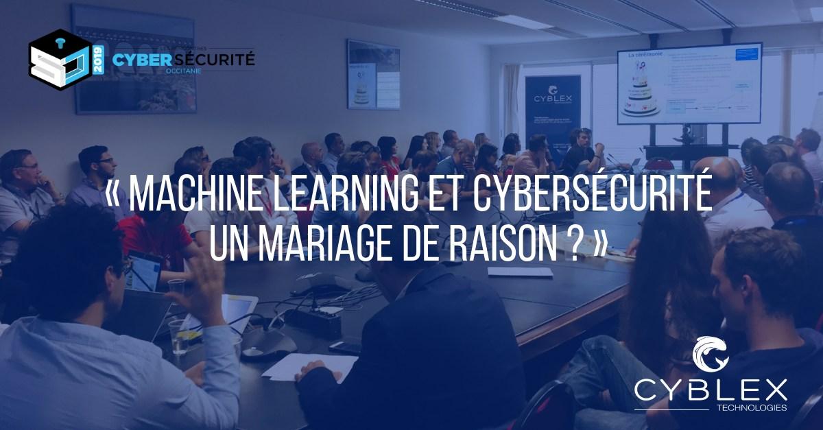 Machine learning atelier Cyblex