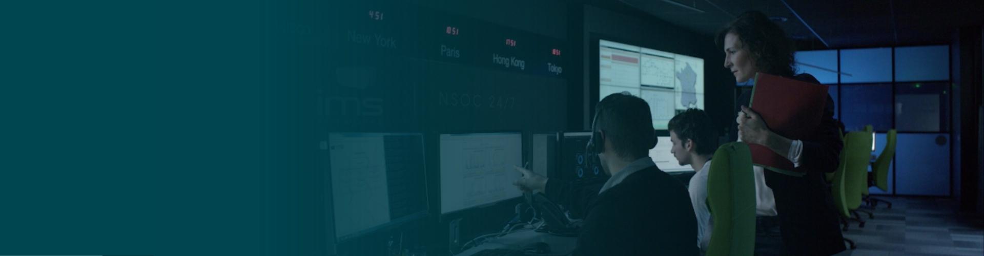 Cyber SOC détection et réponse à incident
